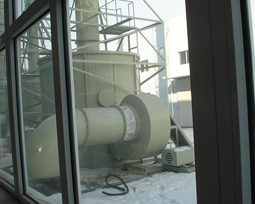 酸碱洗涤塔