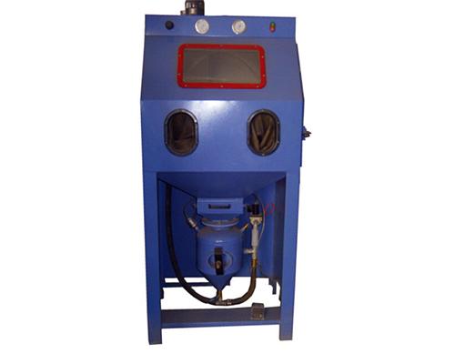 压入式标准喷砂机