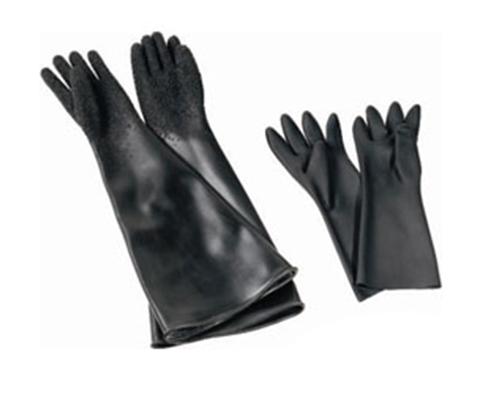 专用喷砂手套